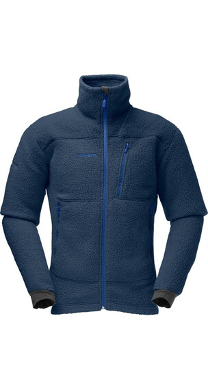 Norrøna M's Trollveggen Warm2 Jacket Space/Ionic Blue (2264)